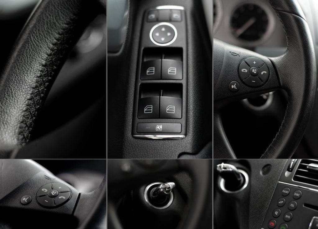matting agent - fumed silica - Car interior